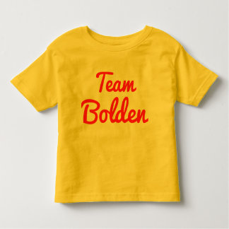 Team Bolden T-shirt