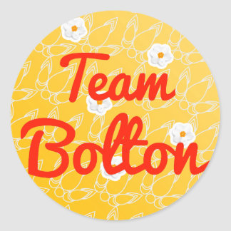 Team Bolton Sticker