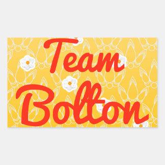 Team Bolton Stickers