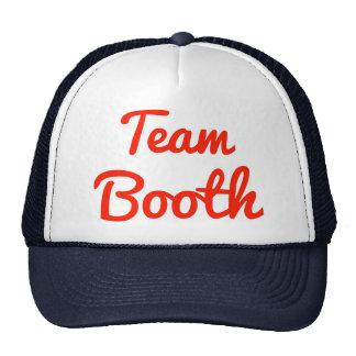 Team Booth Mesh Hat