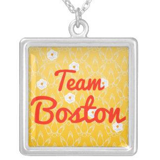Team Boston Pendant