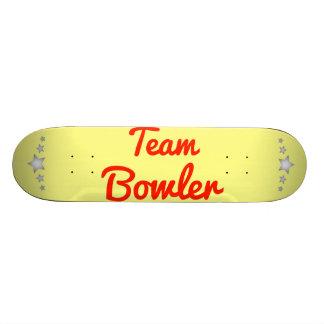 Team Bowler Skate Board