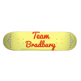 Team Bradbury Skate Board Decks
