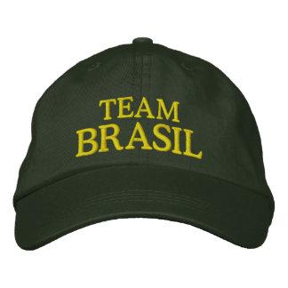 Team Brasil embroidered hat