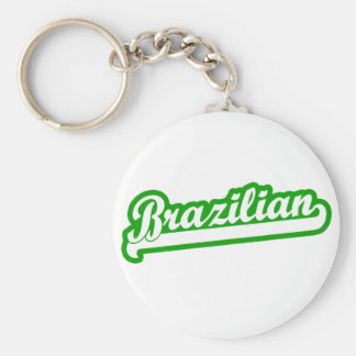 Team Brazilian Keychains