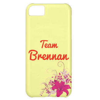 Team Brennan Cover For iPhone 5C