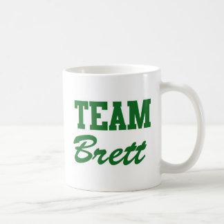Team Brett Survivor Coffee Mug