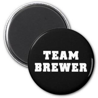 Team Brewer Magnet