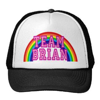 Team Brian Trucker Hat