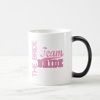 Team Bride 1 BRIDE Mugs