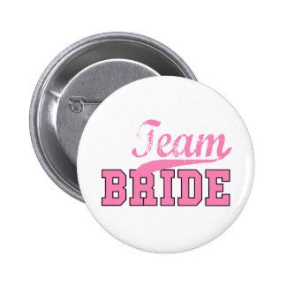 Team Bride 1 Pins