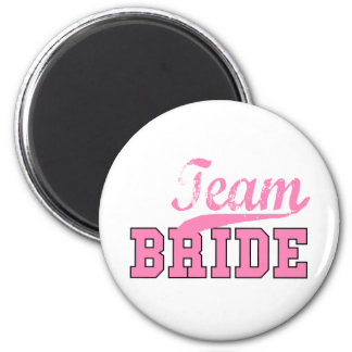 Team Bride 1 Magnet