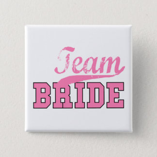Team Bride 1 Pinback Button