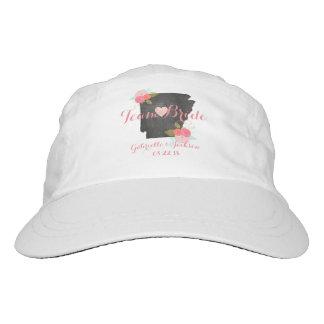 Team Bride Arkansas State Wedding Bridesmaid Hat