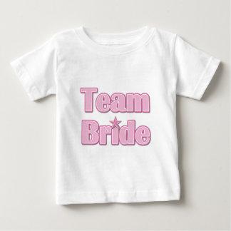 Team Bride Baby T-Shirt