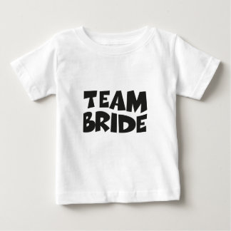 Team Bride Baby T-Shirt