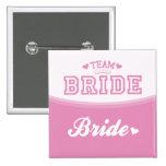 Team Bride Bride Button
