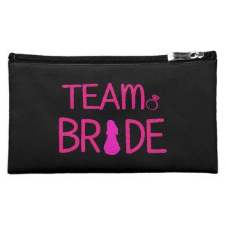 Team Bride - Bridesmaid Makeup Bags