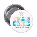 Team Bride Button