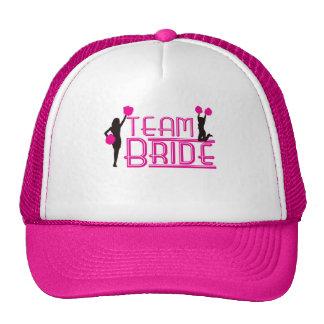 Team Bride - cheerleaders Trucker Hat