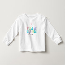 Team Bride - Diamond Ring Toddler T-shirt
