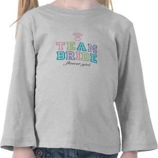 Team Bride - Diamond Ring Tshirt