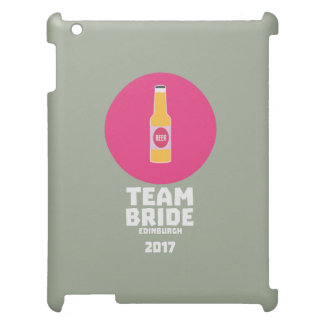 Team bride Edinburgh 2017 Henparty Z513r Case For The iPad