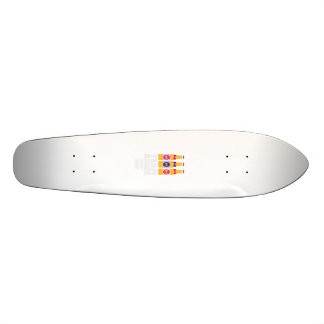 Team Bride Edinburgh 2017 Zkd25 Skateboard Deck