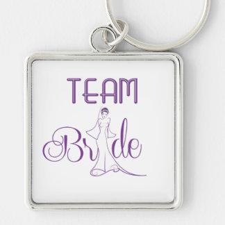 Team Bride - fancy Keychains