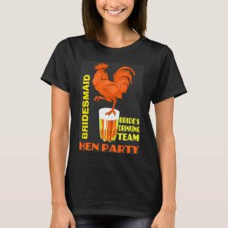 team bride, hen party T-Shirt