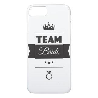 Team Bride iPhone 8/7 Case
