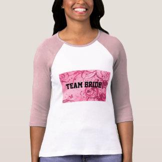 Team Bride-Jersey For Bridesmaids-By Liz T-Shirt