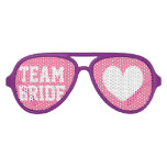 Team bride party shades | Funny bachelorette props