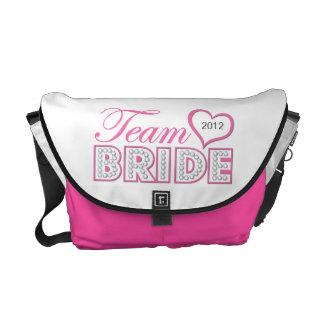 Team Bride Rickshaw Bag Courier Bags