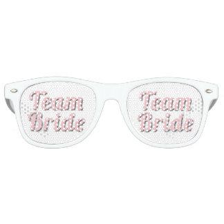 Team Bride Shadow Wayfarer Sunglasses