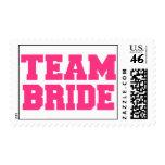 Team Bride Stamps
