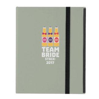 Team Bride Stockholm 2017 Z0k5v iPad Cover