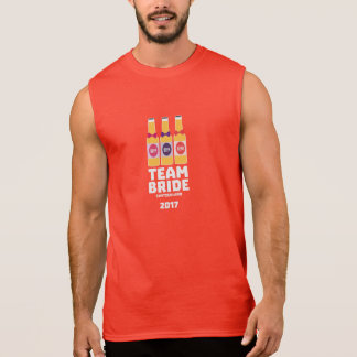 Team Bride Switzerland 2017 Ztd9s Sleeveless Shirt