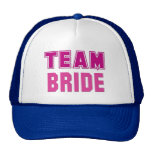 Team Bride Trucker Hats