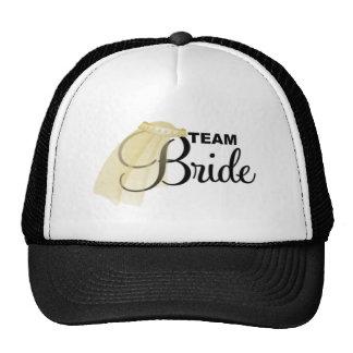 Team Bride (veil) Trucker Hat