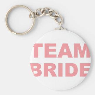 Team Bride Wedding Hen Party Key Chains