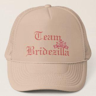 Team Bridezilla Trucker Cap