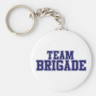 Team Brigade Keychain