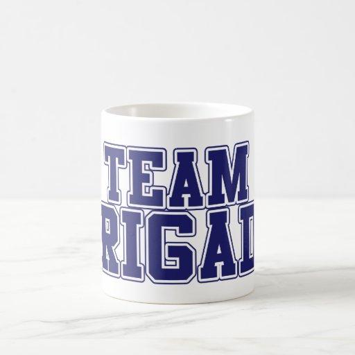 Team Brigade Mugs