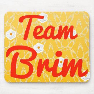 Team Brim Mouse Pad