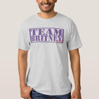 Team Britney T Shirt