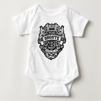 """Team Bronte"" Charlotte, Emily, and Anne Bronte Baby Bodysuit"