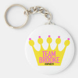 Team Brooke Crown Keychain by SophieGTV
