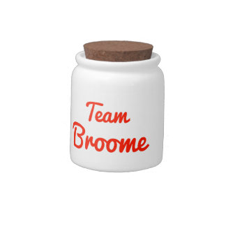 Team Broome Candy Dishes