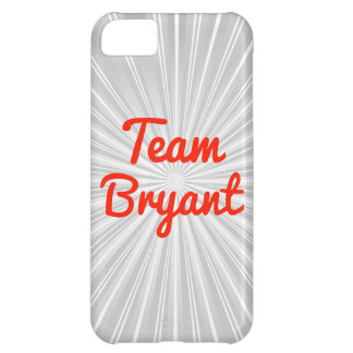 Team Bryant Cover For iPhone 5C